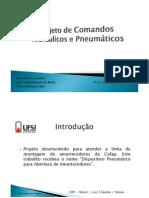 Projeto de Comandos Hidráulicos e Pneumáticos