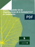 Marco Regulador de Las OSC en Sudamerica - Capitulo Colombia