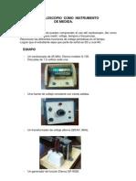 informe de laboratorio osciloscopio como instrumento de medida