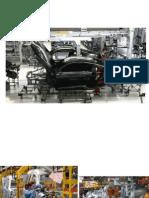 Fabricacion de Un Automovil