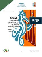 01_convoca Master Xxxvii_puerto Vallarta f