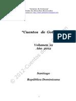 """Volumen 12 de """"Cuentos de Gotiasan"""""""