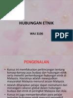 Bab 1 Pengenalan Hubungan Etnik