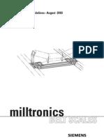 Ba Lanzas Mill Tronic s