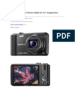 Camara Sony 16.1