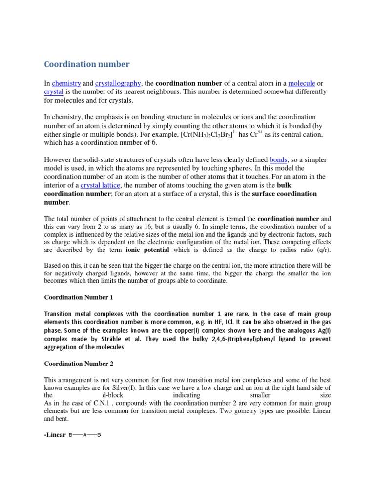 21 Complex Ions U0026 Coordination Compounds Manual Guide