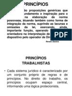 1. PRINCÍPIOS TRABALHISTAS