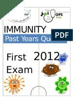 Immuno First _ Past Years Qs