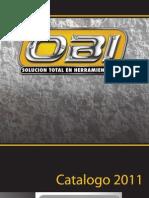 Catálogo OBI