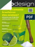 REVISTA  WEBDESIGNER - 1º Edição