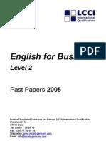 51202322-LCCI-Past-Paper-Pack-2005
