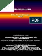4. Cefaleas rinogenas