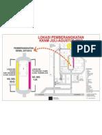 Denah Lokasi Bis JULI 2012