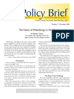 The Future of Philanthropy in Florida, By Matthew Vadum