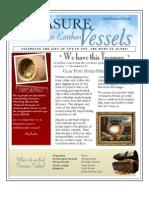 Treasure in Earthen Vessels