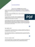 Definiciones Dosis Letal y Rombo de Seguridad