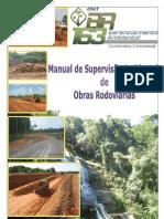Manual de Supervisão Ambiental de Obras Rodoviárias