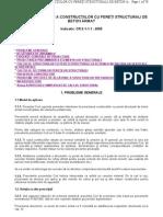 CR 2-1-1.1 - 2005 Pereti Structurali de Beton Armat
