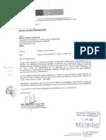 Carta Minam - Caso Purús