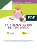 Guia Alimentacion Infancia Adolescencia