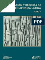 Educación y Brechas de Equidad en A  L  Tomo II (1)