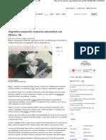 26-06-12 Argentina suspende comercio automitriz con México