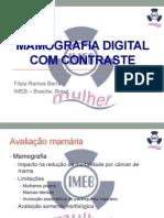 Mamografia Digital Com Contraste