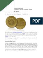 AramcoGoldCoins FOFOA032210