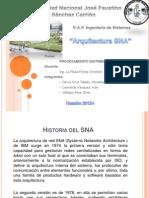 Tema 1 - Arquitectura SNA