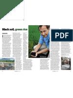 RT Vol. 6, No. 2 Black soil, green rice