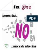 Guia Para Aprender a Decir NO