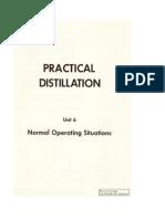 Distillation, Unit 6