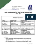 PERGERAKAN JURULATIH UTAMA KSSR PK THN 3 2012