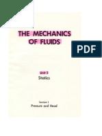 Fluid Mechanics, Unit 3