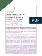 JUSTIÇA ARBITRAL - PROCESSO FORTALEZA ATA DE JULGAMENTO