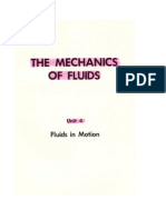 Fluid Mechanics, Unit 4