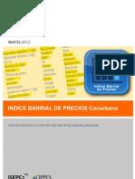 Indice Barrial de Precios Mayo de 2012 32