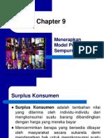Bab 9 Menerapkan Model Persainganedit