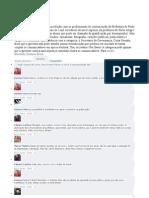 Técnicos de Comunicação Social da PMPA no Facebook