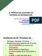 El Proceso de Auditoria 2012