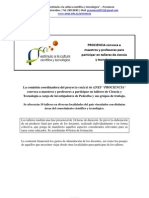 Talleres 2012 Convocatoria Final Completo
