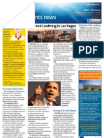 Business Events News for Wed 27 Jun 2012 - Las Vegas, Double Tree, NZ, Sitting Pretty and much more