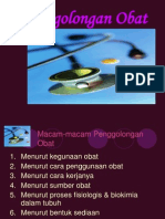 Kuliah 2 Penggolongan Obat Yang Beredar Di Indonesia