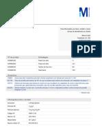 Ficha de segurança - 1-propanol
