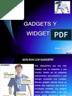 Presentación - Exposición Gadgets y Widgets