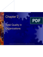 Chapter 2 Total Quality in ORGANIZATION Uploaded Ppt