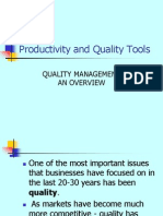 Quality Management Overview Nic