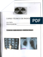 Apostila de Radiologia