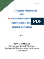Innovation VLP VLS Assisted Intruction Final