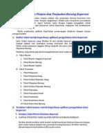 Aplikasi Simpan Pinjam Dan Penjualan Barang Koperasi